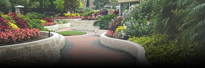 commercial landscape portfolio | Outdoor Elements - Houston TX