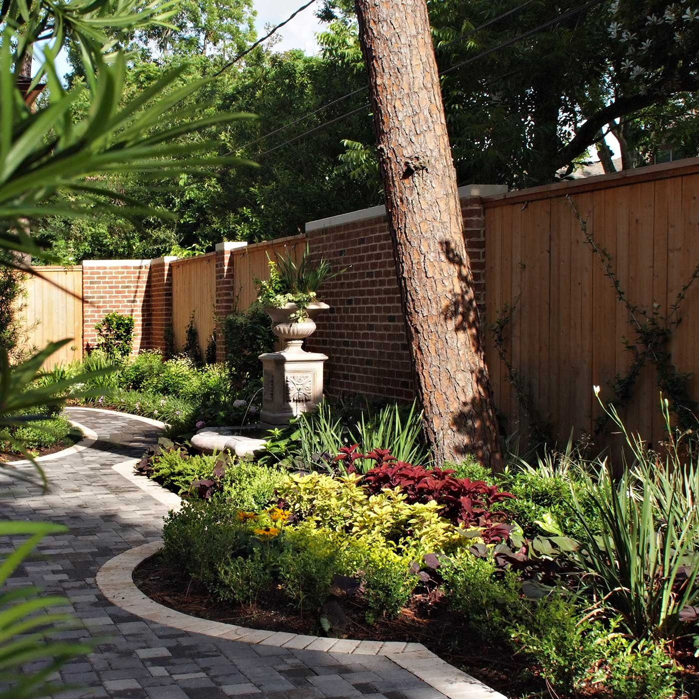 Houston Landscaping Company Outdoor Elements